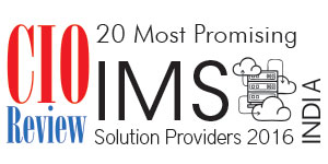 20 Most Promising IMS Providers - 2016